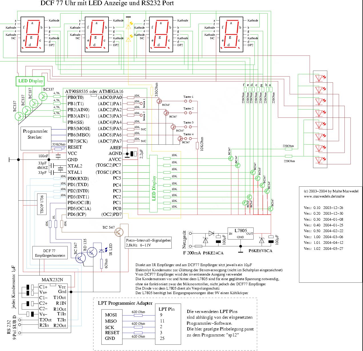 Ziemlich Uhr 1500 Schaltplan Fotos - Elektrische Schaltplan-Ideen ...